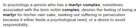martyrcomplex